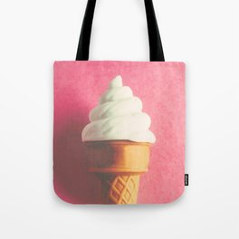 Ice Cream Cone Tote Bag