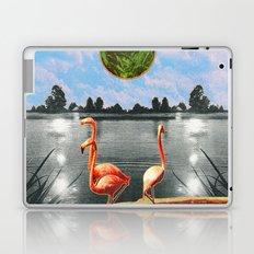 The flamingos Laptop & iPad Skin