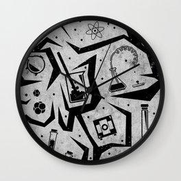 Chem-A-Cons Wall Clock