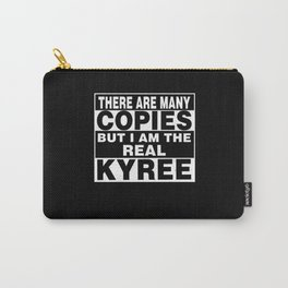 I Am Kyree Funny Personal Personalized Fun Carry-All Pouch