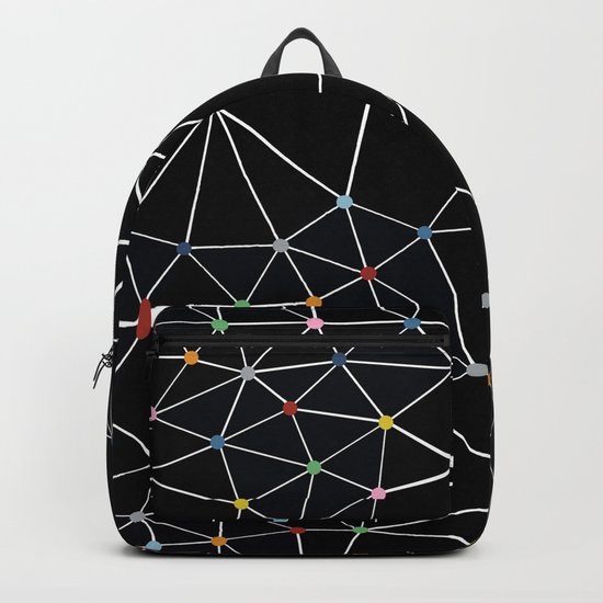 Seg with Color Spots Backpack