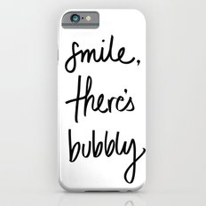Smile - Bubbly iPhone 6s Slim Case