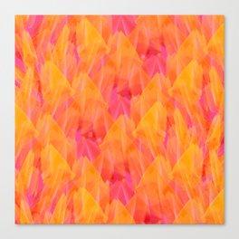 Tulip Fields #105 Canvas Print