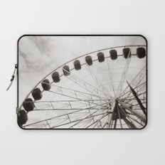 { ferris day out } Laptop Sleeve