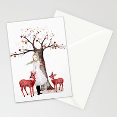 A Winter's Tale Christmas Stationery Cards