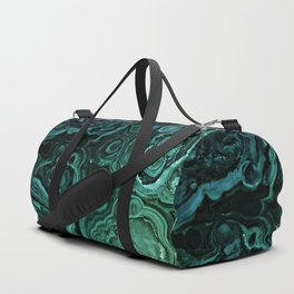 MALACHITE GREEN Duffle Bag
