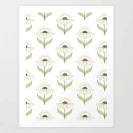 Garden Glory Art Print