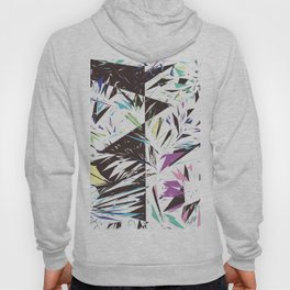 Abstract bold artistic triangles geometrical shapes Hoody