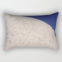 New Library of Alexandria Rectangular Pillow