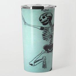 Dancing Bones Travel Mug