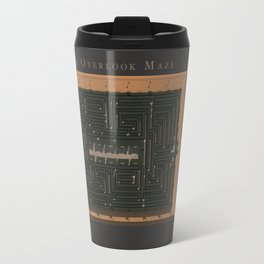 The Overlook Maze Travel Mug
