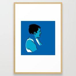 Lover, You Should've Come Over - Jeff Buckley Framed Art Print