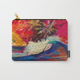 Dream surf Sumatra Carry-All Pouch