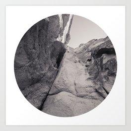 Bandelier, New Mexico 2013 Art Print