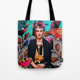 Frida´s secret Tote Bag