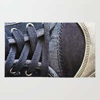 shoe Area & Throw Rugs featuring Shoe by Fine2art
