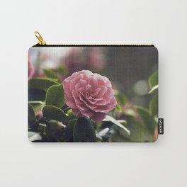 Camellia Flower | Tsubaki  Carry-All Pouch