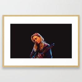 Julien Baker Framed Art Print