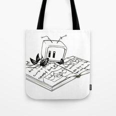 Computer Research Tote Bag