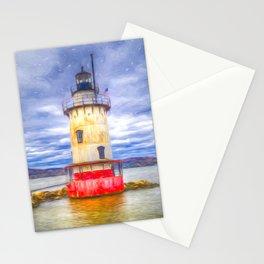 Sleepy Hollow Light Art Stationery Cards