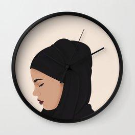 Skam   Sana Bakkoush Wall Clock
