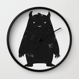 Mr. Cosmos Wall Clock
