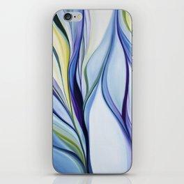 organic abstract iPhone Skin