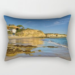 Olhos d'Agua in winter, Portugal, Rectangular Pillow