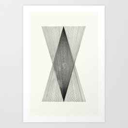 Intersect Art Print