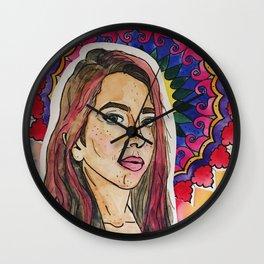 Kayla Wall Clock