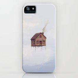 Lofty Skies iPhone Case