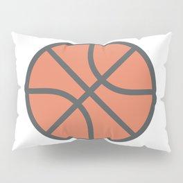 Basketball Icon Pillow Sham