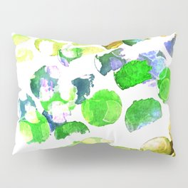 waterdots - bold colours Pillow Sham