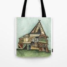 TePee Fort Tote Bag