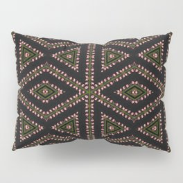 Pomegranate Kaleidoscope Photographic Pattern #2 Pillow Sham