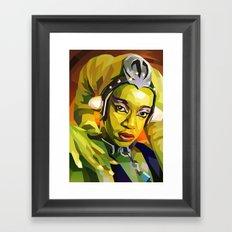 SW#32 Framed Art Print