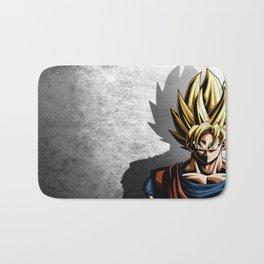 SSJ Goku Dragon Ball Bath Mat