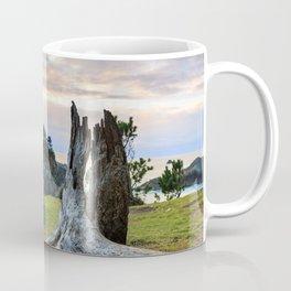 Lonely Tree Stump Coffee Mug