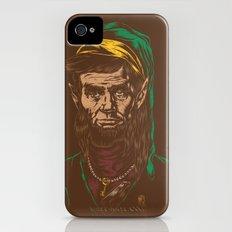 Abraham LINKoln iPhone (4, 4s) Slim Case