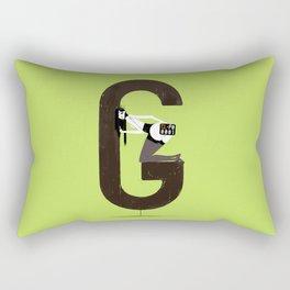 Gemma & Targa Rectangular Pillow