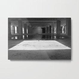re: Space Metal Print