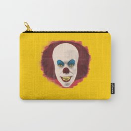 The Perplexing Pennywise, the Dancing Clown Carry-All Pouch