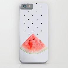 Watermelon #society6 #buyart #decor #artprint iPhone 6s Slim Case