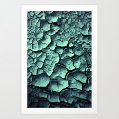 Imperfect Surface Art Print