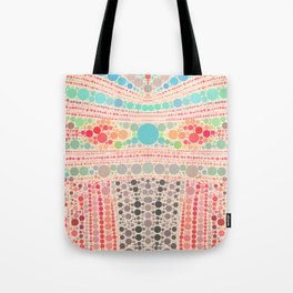 Big bubbles Tote Bag