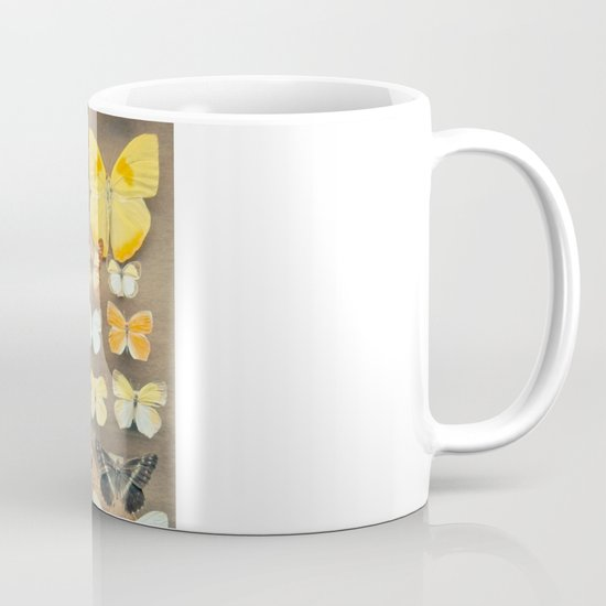 The Butterfly Collection I Mug