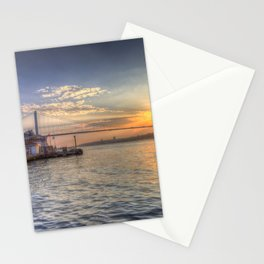 Istanbul Turkey Bosphorus Stationery Cards