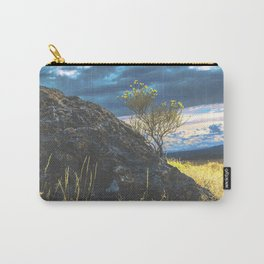 Utah Wildflowers Carry-All Pouch