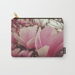 Wild Heart Pink Carry-All Pouch