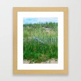 """Beach Time"" Framed Art Print"